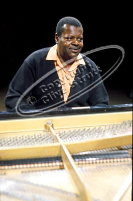 Oscar Peterson Jazz at the Maltings
