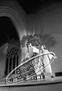The Prodigal Son at Orford church in 1968